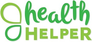Health Helper Retina Logo