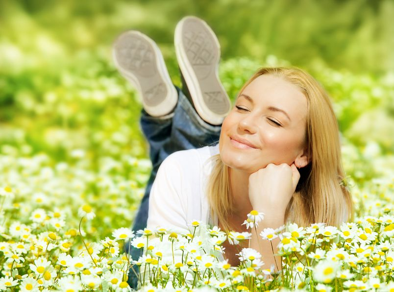 Natural Remedies For Anxiety woman