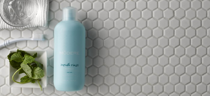 modere alcohol free mouthwash