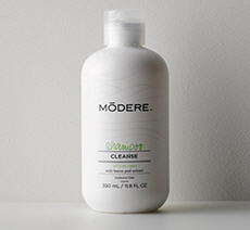 natural shampoo from modere