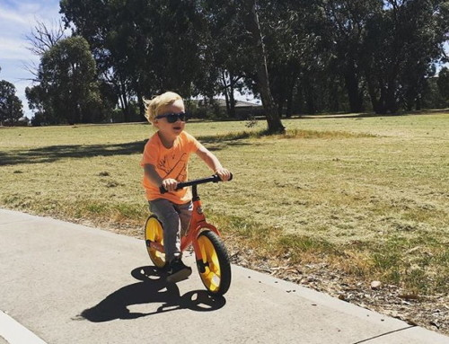 Why Balance Bikes are Better for Toddlers